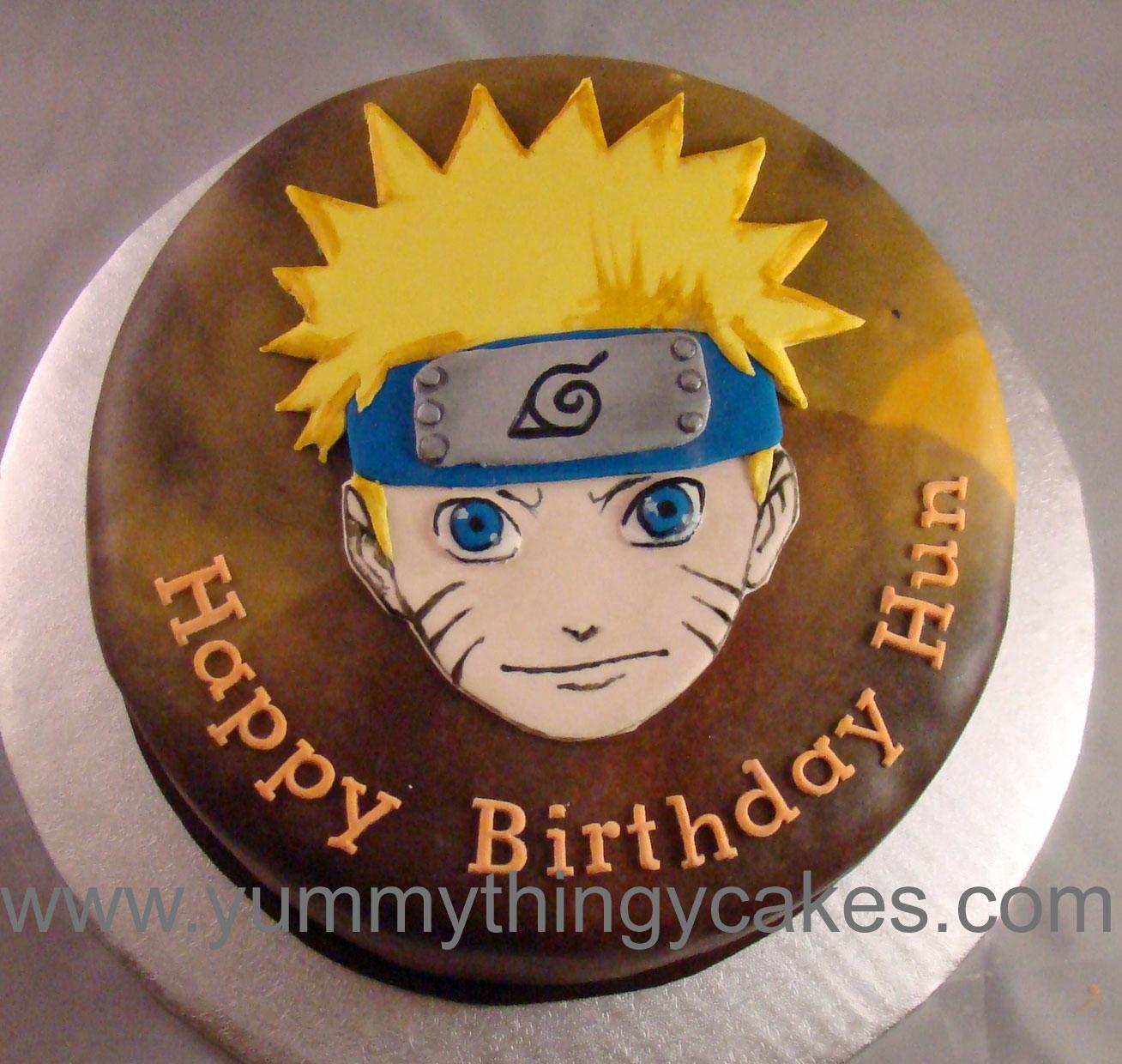 Yummy Thingy: Naruto?