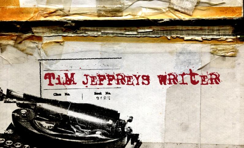 Tim Jeffreys Writer