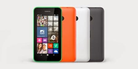 Nokia Lumia 530 resmi diperkenalkan, ponsel murah dengan OS Windows Phone 8.1