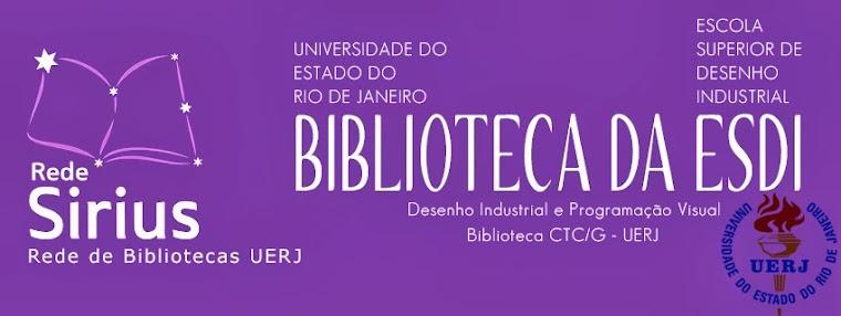 Biblioteca da Esdi - (CTC/G) UERJ