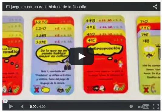 http://consolaytablero.com/2015/01/22/video-resena-el-juego-de-cartas-de-la-historia-de-la-filosofia/