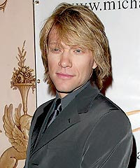 JON BON JOVI MEDIUM HAIRCUT