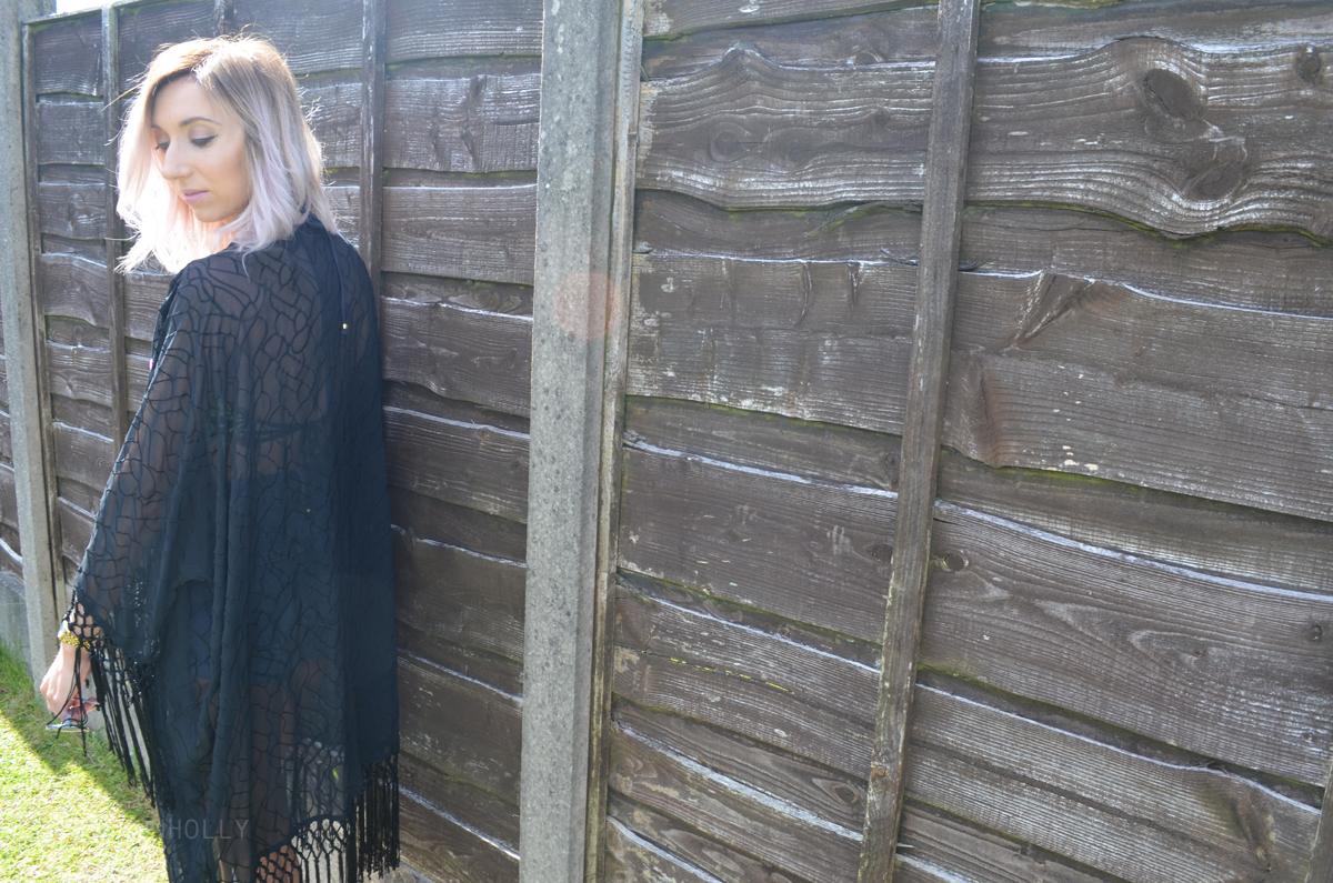 Jess Wright Kimono Ann Summers