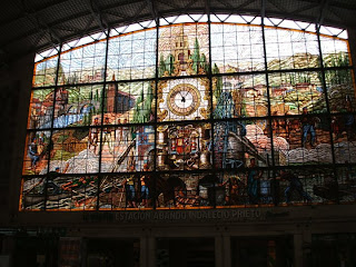 Bilbao train station
