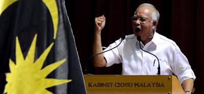 Anggota Jemaah Menteri Kabinet 2015 Malaysia