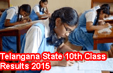Telangana State 10th Results 2015, Eenadupratibha 10th Results 2015, Telangana SSC Results May 17, TS SSC Public Exam Results 2015, Telangana State 10th Class Results on Manabadi.com