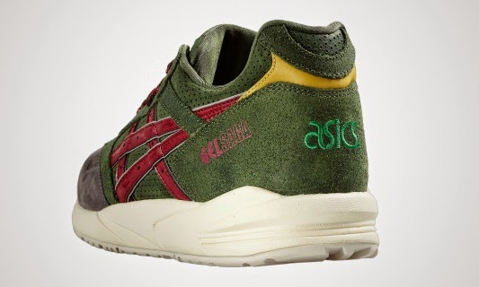 Asics Gel Saga Christmas Pack