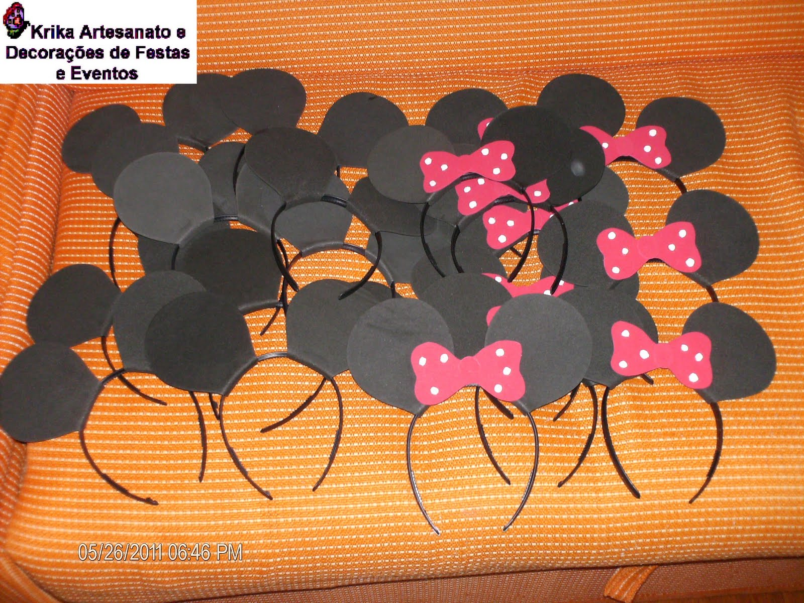 decoracao festa mickey:Festa Infantil Tema Minnie