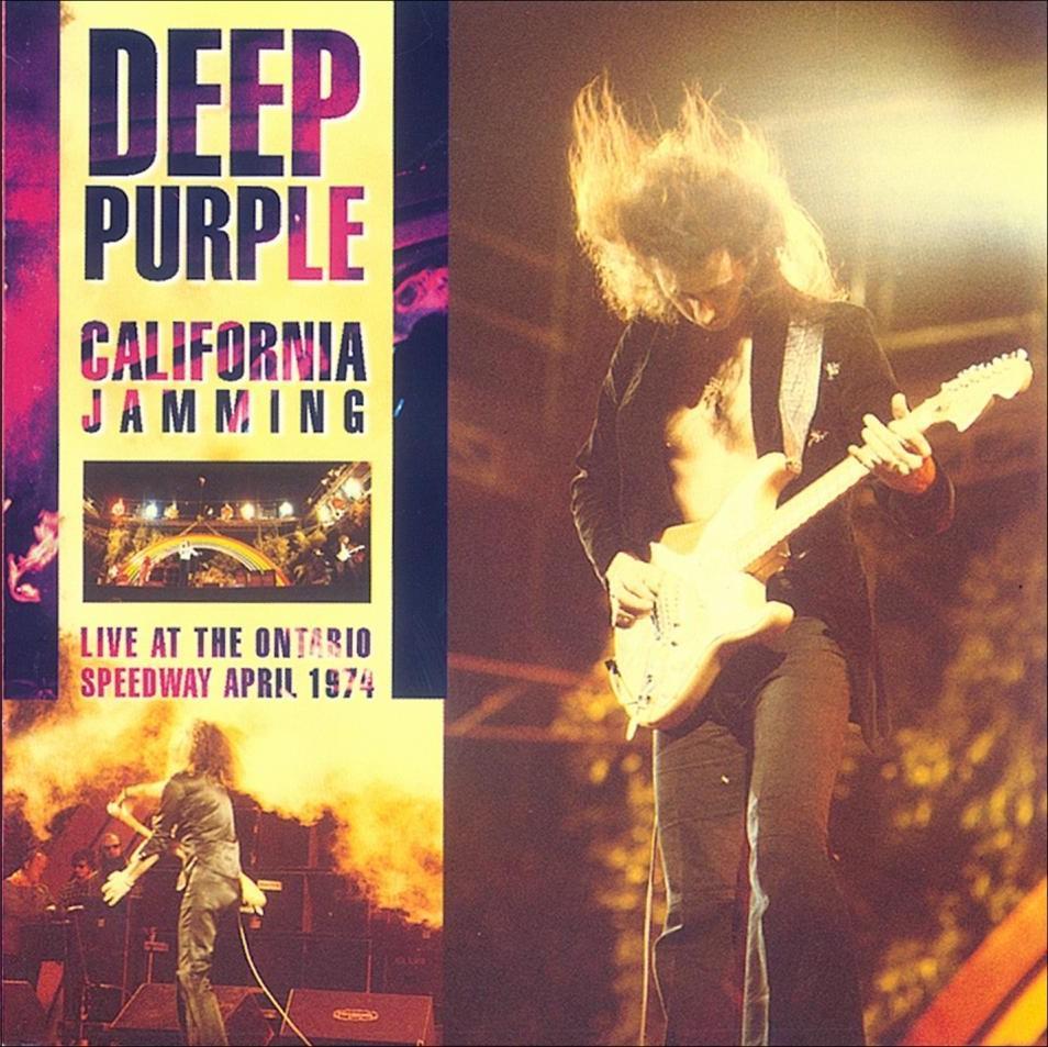 Deep Purple Burn