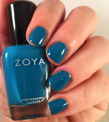 zoya, island fun, summer collection, summer nail polish, zoya nail polish, talia