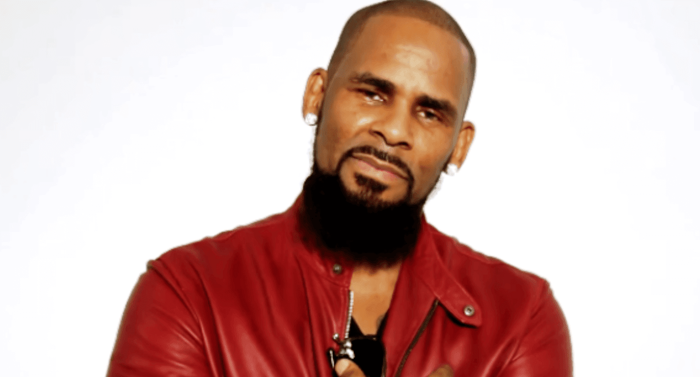 R. KELLY: A BLACK PLAYBOY?