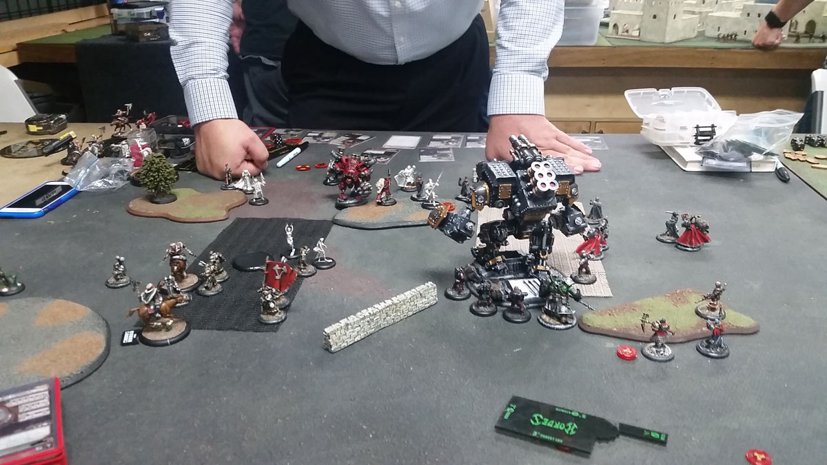 esorscha battle report