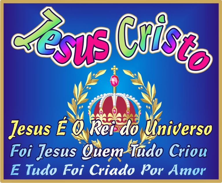 Jesus É A Dádiva Maior do Altíssimo