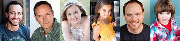 Cast Images Actors - Happiness