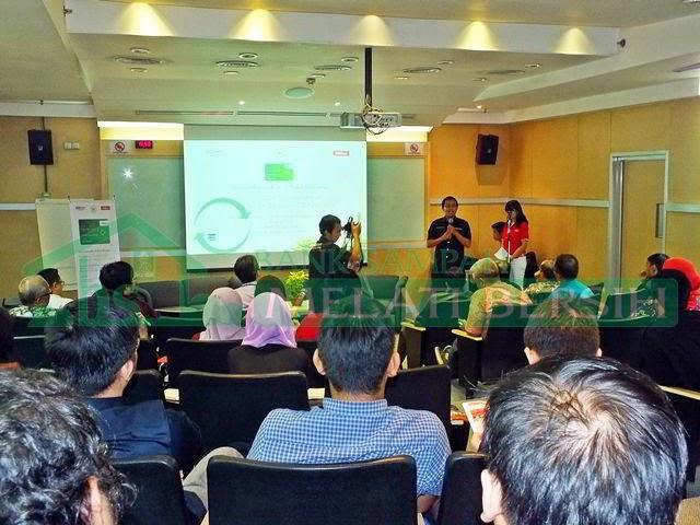 Diskusi Pengolahan Sampah