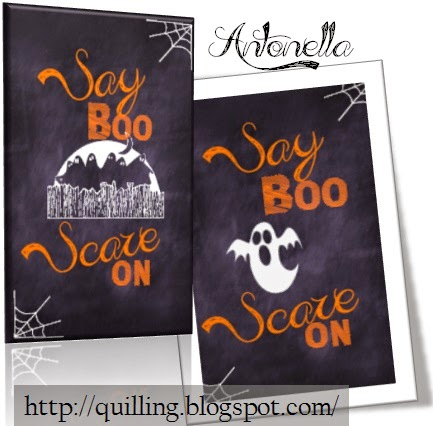 Freebie Friday Say Boo And Scare On Printable