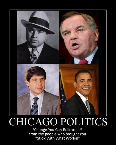 Bloomberg chicago style politics