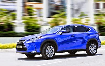 Lexus NX - làn gió lạ cho khách hàng Việt