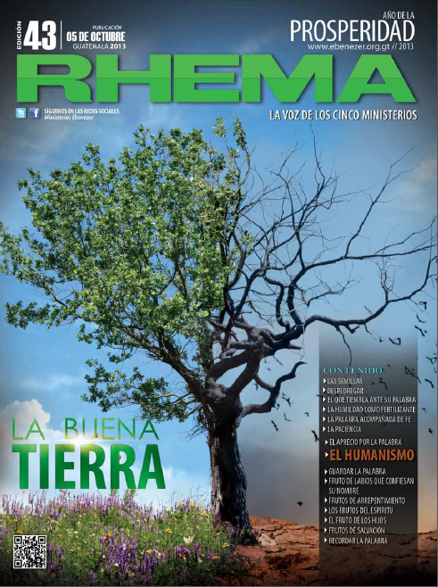 Revista Rhema Octubre 2013