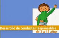 Desenvolvemento de condutas responsables