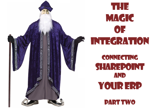 SharePoint and ERP Integration