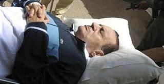 خبر وفاة حسني مبارك اشاعة!