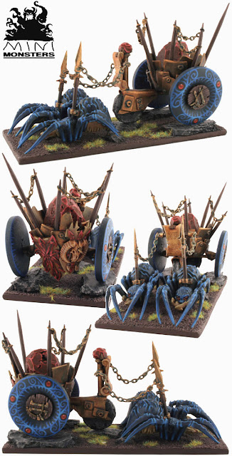 Converted Spider driven Chaos Warshrine picture