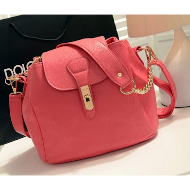 MULTI FUNCTION BAG – ROSE RED