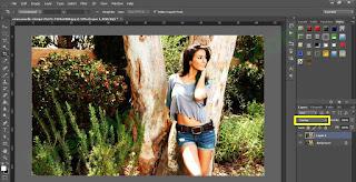 Membuat Efek HDR Sederhana Dengan Photoshop