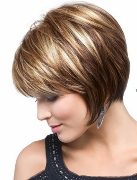 Chin length hairstyles 2014 are very hot: Chin length hairstyles 2014 ...