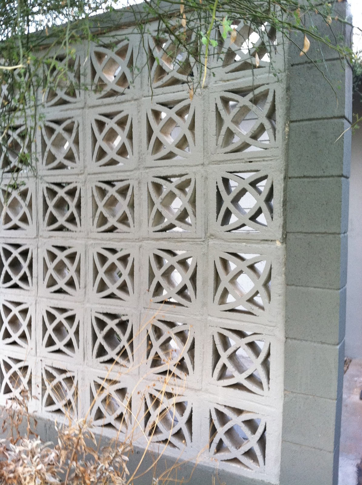 Decorative Cement Blocks : Meiselmania iconic decorative concrete screen block