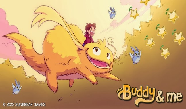 Buddy & Me android game apk - Screenshoot