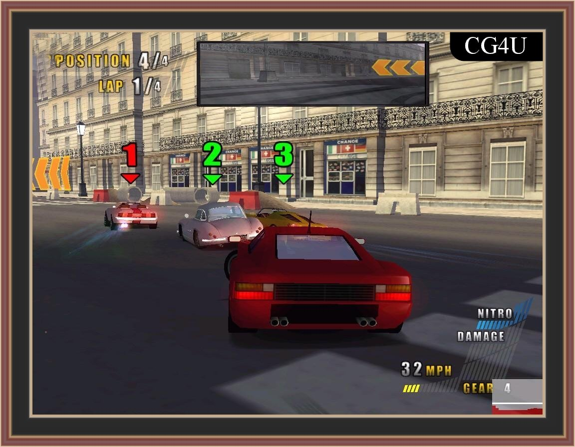 London Racer 2 PC Game ScreenShot
