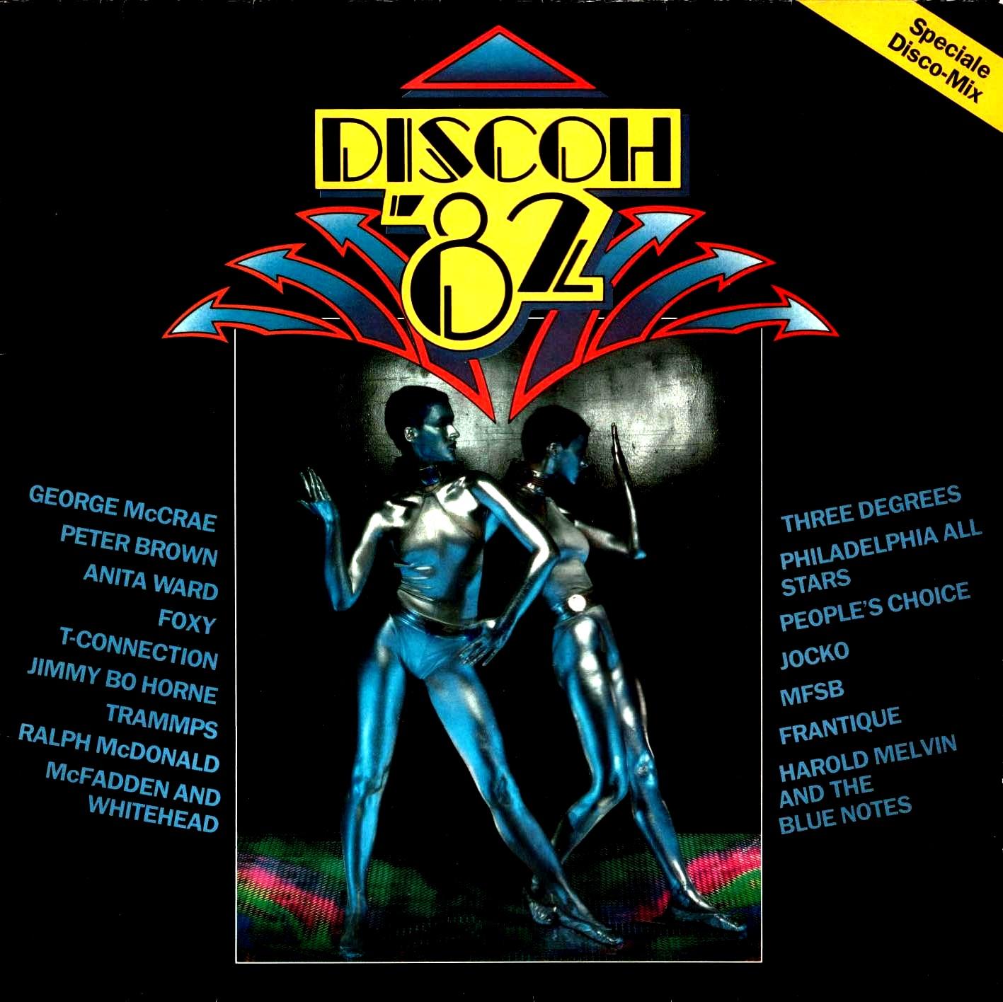 Various - Disco '82