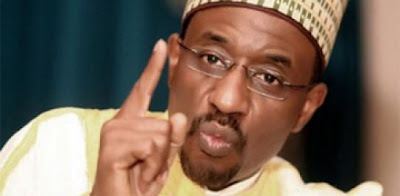 I Have No Facebook, Twitter Accounts - Sanusi