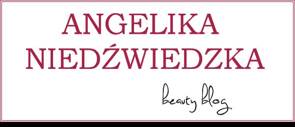 Angelika Niedźwiedzka Beauty Blog