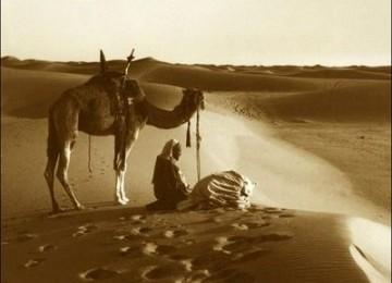 Ia datang ke Makkah sambil terhuyung-huyung, namun sinar matanya