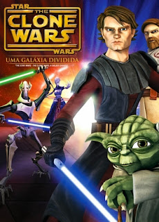 Star Wars: The Clone Wars - Uma Galáxia Dividida - DVDRip Dual Áudio