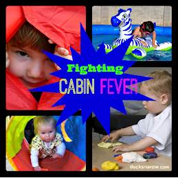 10 Ways To Fight CABIN FEVER