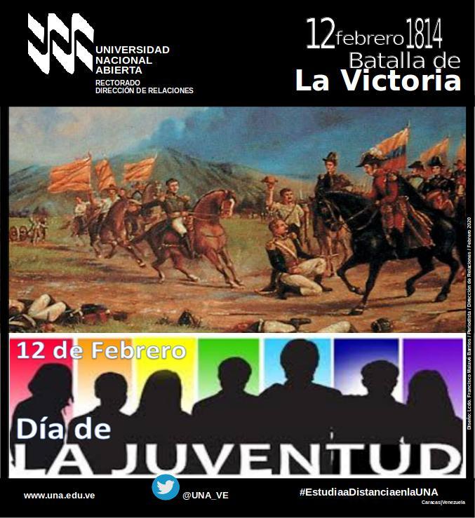 """Dia de la Juventud #Batalla de la Victoria"""""""