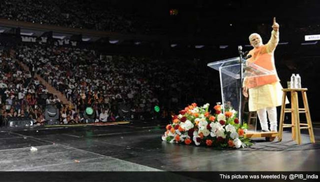 The Singapore government has sought to prevent its citizens from attending Modi's grand public reception when he visits the City-state on November 24.  An umbrella organisation of Indian associations, Singapore NRI Forum, has organised a huge rally for Prime Minister Narendra Modi at the massive 100,000 sqm Singapore Expo.