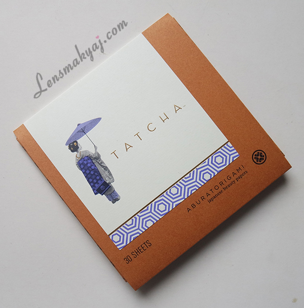 Tatcha Beauty Paper