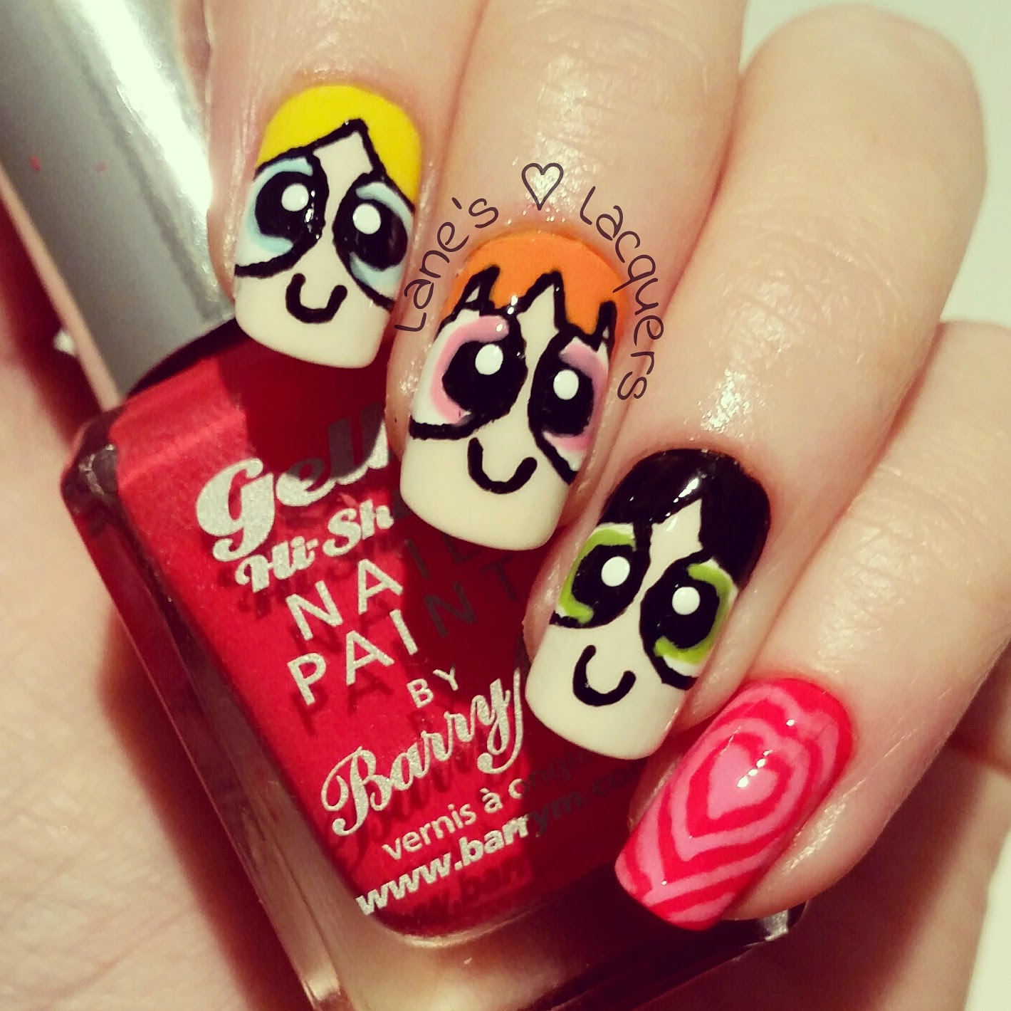 barry-m-powerpuff-girls-cute-kawaii-cartoon-nail-art (2)