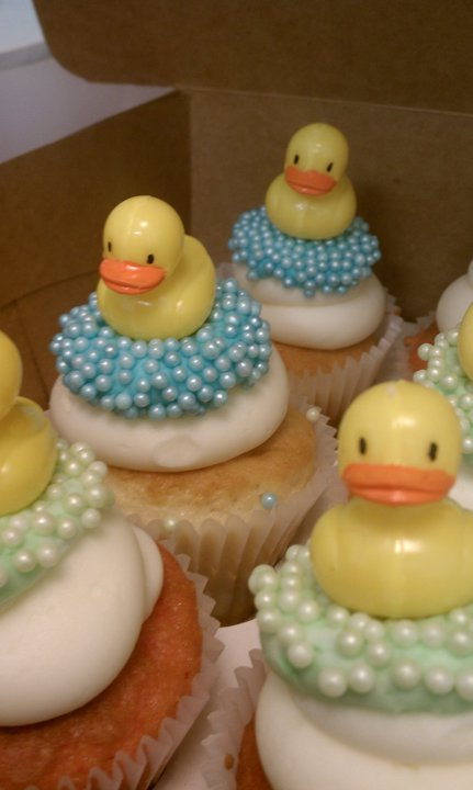 Cake, Hope, and Love: Rubber Ducky, you\'re the one.