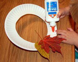 Onderwijs en zo voort 1678 herfst knutselen for Crafts for older adults