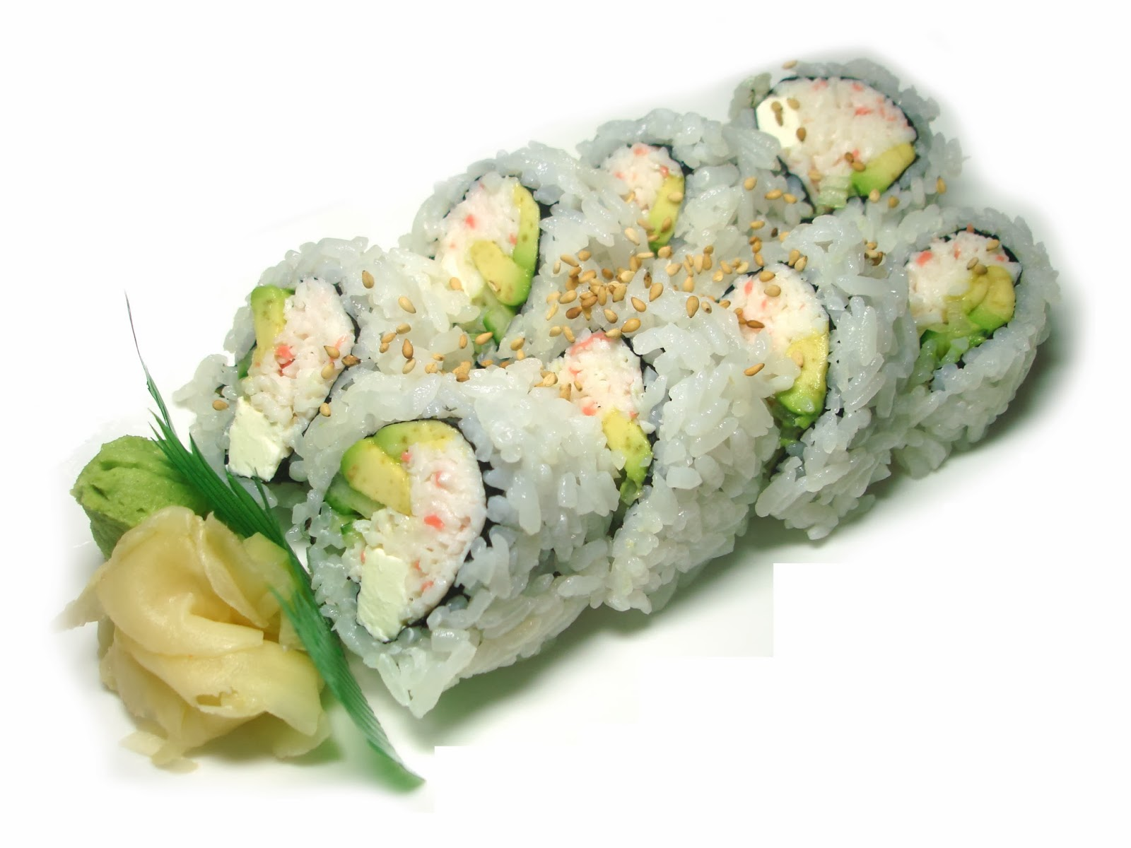 California Roll $4