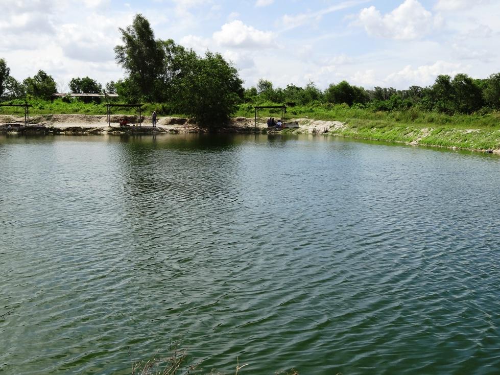 Kundang Lake Fishing Kundang Freshwater Fishing