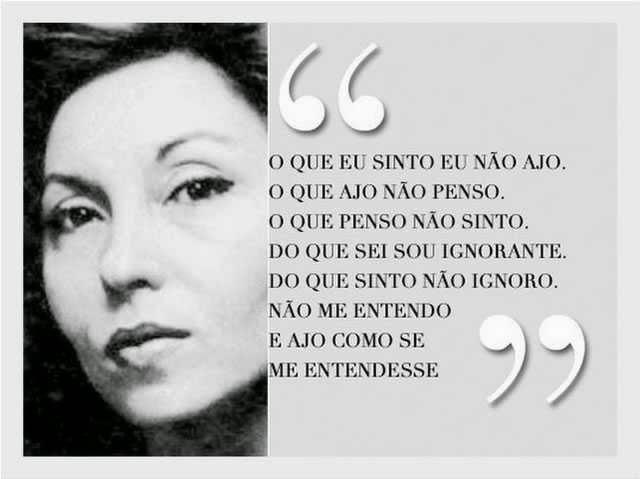 Peça Amor De Clarice Lispector Lorena Caribé