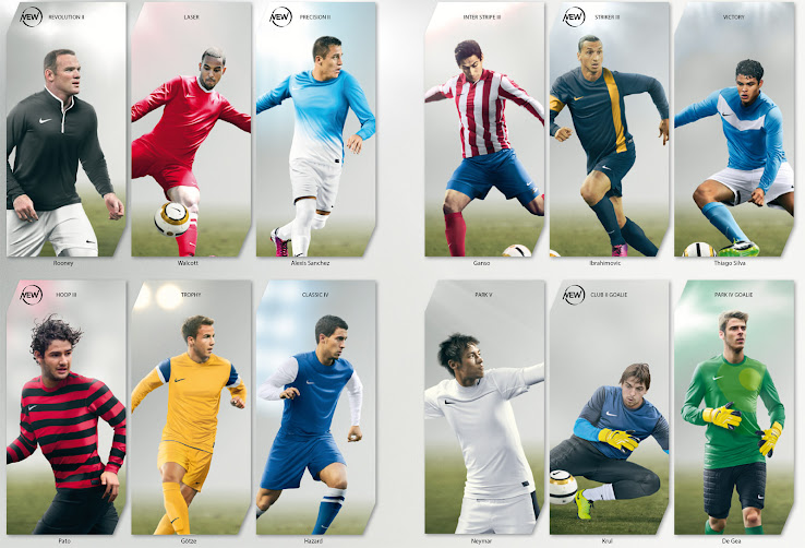Manchester United 2013 14 Kit