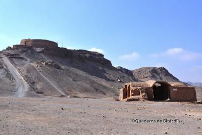 wind towers, Yazd, Zaratustra, zoroastra